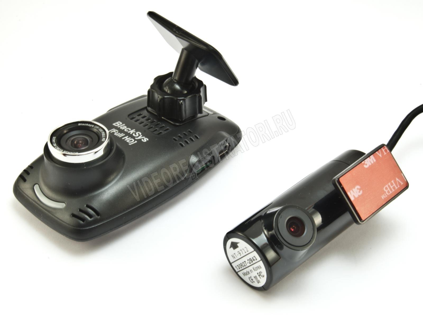 Видеорегистратор BlackSys CL-100B 1CH-GPS