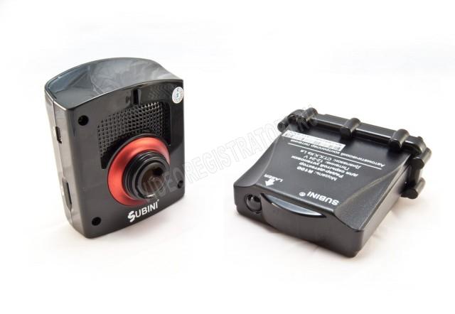 Видеорегистратор с радар-детектором Subini STR-825RU