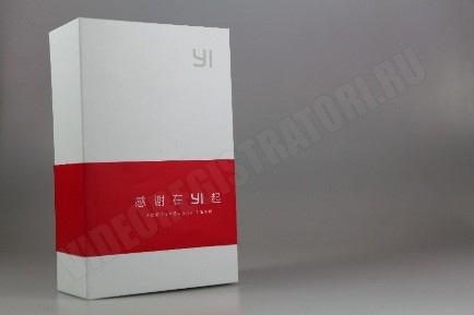 Xiaomi Yi 1080P Car WiFi DVR